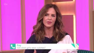 Can Short Women Wear Culottes? | This Morning