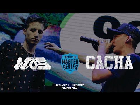 WOS vs CACHA FMS Argentina Jornada 6 OFICIAL Temporada 2018 2019
