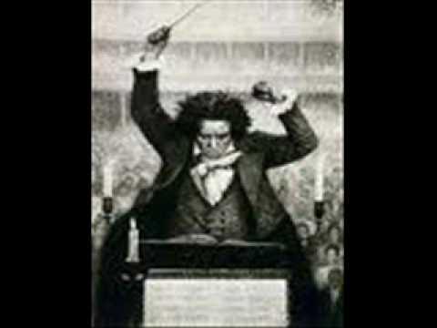 Sinfonia N.5 di Ludwig Van Beethoven
