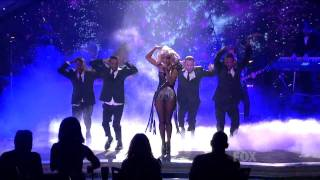 Lady GaGa Poker Face Live at American Idol