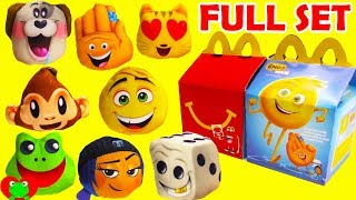 2017 The Emoji Movie McDonald