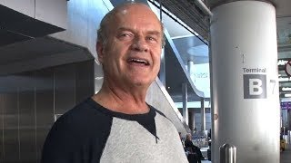 """Kelsey Grammer Picks """"Queen"""" For Best Picture And Best Actor - EXCLUSIVE"""