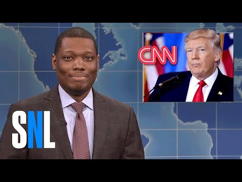 Weekend Update on Russia Blackmailing Donald Trump SNL
