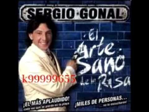Sergio Gonal En El Artesano de la Risa