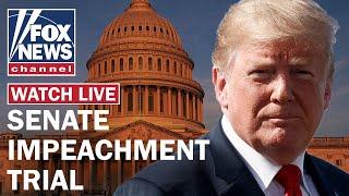 Fox News Live: Senate impeachment trial of President Trump Day 2