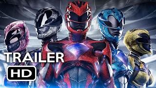 Power Rangers Trailer #3 (2017) Bryan Cranston, Elizabeth Banks Action Movie HD