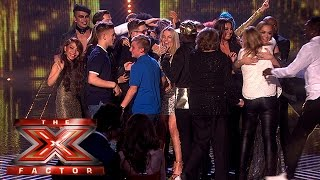 Louisa wins The X Factor | Forever Young | The Final Results | The X Factor 2015