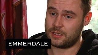 Emmerdale - Aaron Begs Lisa to Have Mercy on Liv