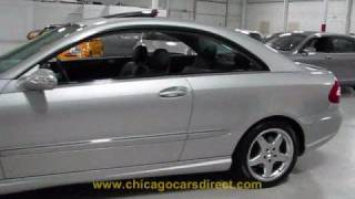 Mercedes-Benz CLK500--Chicago Cars Direct
