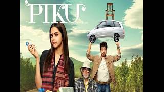 Piku- Title song   Piku   Sunidhi Chauhan   Lyrics