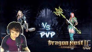 PVP !!! Dragon Nest 2 Legends : PvP Mode &  Nebiros BOSS Fight