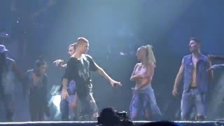 Justin Bieber - Sorry: Purpose Tour in Montreal (05/16/2016)