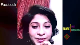 Facebook Live - এ Jhuma Chowdhury হ্যাকারদের বিরুদ্ধে কথা বলায় বাসা থেকে তুলে নেয়ার হুমকি