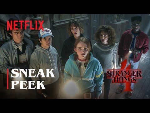 Stranger Things 4 Sneak Peek Netflix