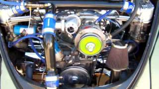 VW turbo engine fast