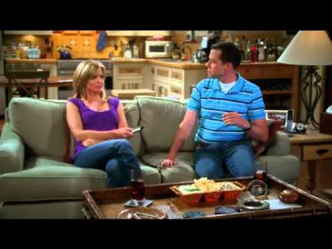 Two and a Half Men Lyndsay Farts