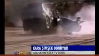 Karaşimşek Dönüyor Yeni Karaşimşek (Knight Rider) 2008