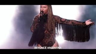 Beyonc  Kendrick Lamar Freedom Live BET Awards 2016