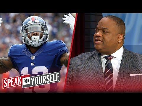 Jason Whitlock Browns should be worried after signing Odell Beckham Jr. NFL SPEAK FOR YOURSELF