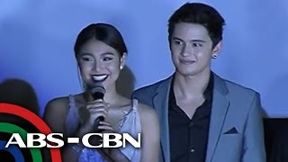 Bandila: JaDine movie 'This Time' hits cinemas
