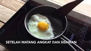 Resep Telur Ceplok Balado + Krupuk Bocah-Tua