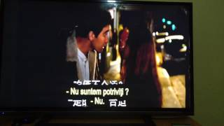 Nocturnal Animals break up scene HC