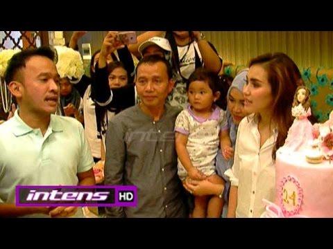 Kemeriahan Ulang Tahun Ayu Ting Ting Bersama Keluarga dan Para Fans - Intens 21 Juni 2016 Mp3