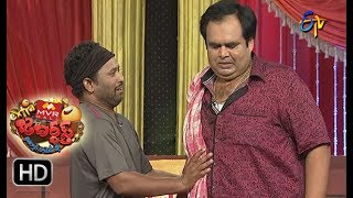 Patas Prakash Performance | Extra Jabardsth | 2nd June 2017 | ETV  Telugu