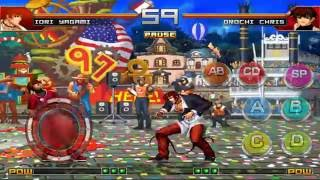 The king of fighters 97 hd v2.0 apk