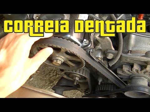 Troca da Correia Dentada do Motor AP