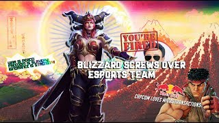 Blizzard screws over Heroes Of The Storm eSports teams & Capcom loves microtransactions