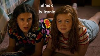 eleven and max being an iconic duo