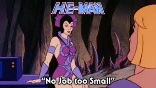 He Man - No Job too Small - FULL episode