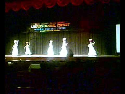 LPNHS Folk Dance Binuyogan 2007