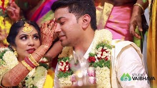 Grand NRI Wedding Video of ANUPRAKASH Weds ARTHY at Madurai, Tamil Nadu