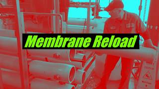 """Membrane Reload Nalco Reverse Osmosis 8"""" - Complete Water Solutions"""