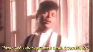 STEVIE B - BECAUSE I LOVE YOU / 1990 (TRADUÇÃO).