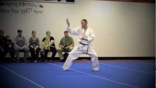 Wado-Ryu Karate Demonstration