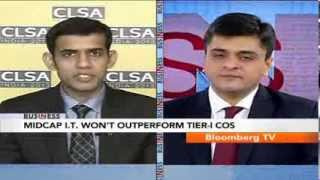 In Business- Infy, HCL Look Good In Short Term: CLSA