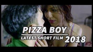 PIZZA BOY & CUSTOMER SEX latest Hindi hot Short Film/movies 2018