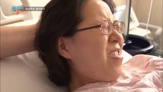 산모의 감동적인 출산 장면 촬영중인 홍PD!_채널A_갈데까지가보자 38회