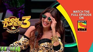 Super Dancer - Chapter 3   Ep 4   The Hunt Is On   6th January, 2019