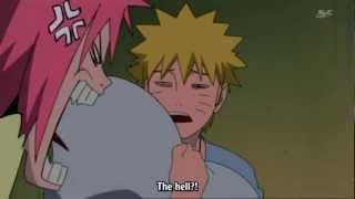 Naruto trying to do Rasengan while Sleeping!!