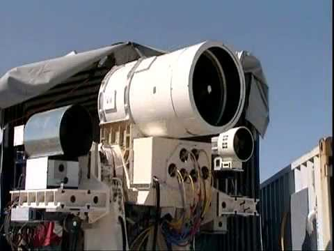 Navy Laser Weapon System LaWS will
