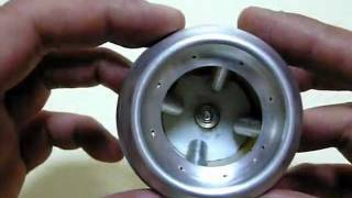 How to make Vapor Turbo Alcohol Stove [digest]