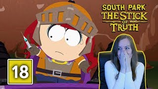 I'M INSIDE MR SLAVE | South Park The Stick Of Truth Gameplay Walkthrough Part 18