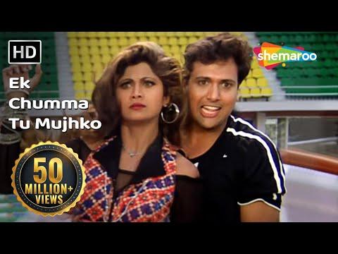 Xxx Mp4 Ek Chumma Tu Mujhko HD Chhote Sarkar Song Govinda Shilpa Shetty 3gp Sex