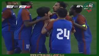 أهداف مباراة الكوكب 1 - 0 الطائي .. دوري الأمير محمد بن سلمان للدرجة الأولى 2017/2018