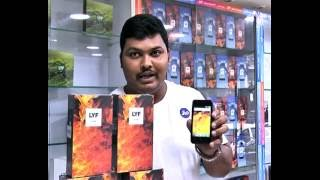 Reliance Lyf  flame 4G smartphones @ Rs 2999