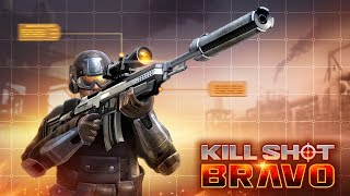 Kill Shot Bravo - Google Play 2018
